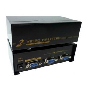 Splitter VGA 2 ports - 450 Mhz - 2048x1536