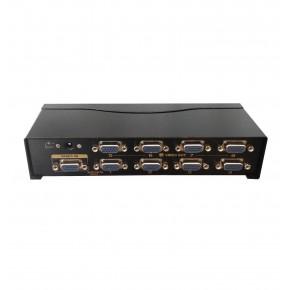Splitter VGA 8 ports - 450 Mhz - 2048x1536