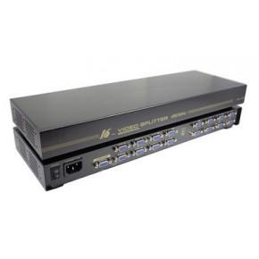 Splitter VGA 16 ports - 450 Mhz - 2048x1536
