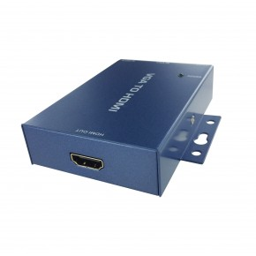 Convertisseur VGA + Audio Jack 3.5mm vers HDMI