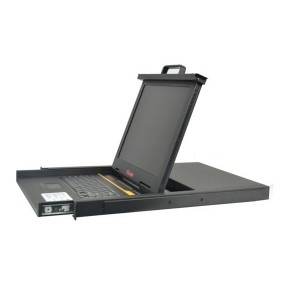 Console Rackable Qwerty - LCD 17'' 1 port