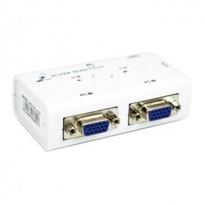 KVM console VGA/PS2 - 2 ports