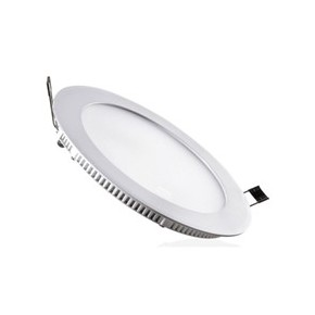 "Downlight LED Rond ""SAONA"" 25W 4000°K EXTRA PLAT"