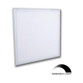"Dalle LED ""CAIMAN"" 600x600 - 48W - 3000°K - 3600Lms"