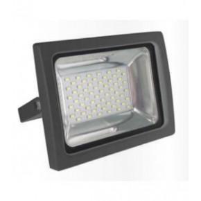 """Projecteur LED Noir """"BERMUDES"""" 10W 6000°K - 800 Lms angle 120°"""
