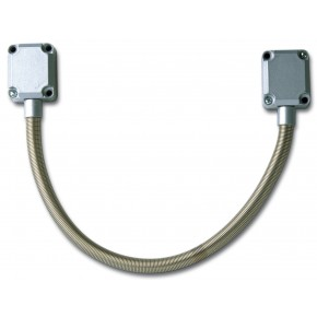 Flexible Acier - diam. int.: 9mm - L: 45cm + embouts métal