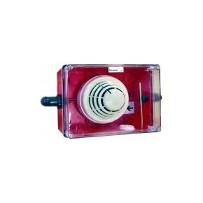 Boitier détecteur de gaine avec détecteur optique CAP112