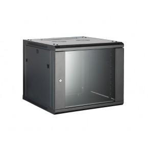UPTEC - Coffret 19'' 15U 450 mm avec panneaux amovibles