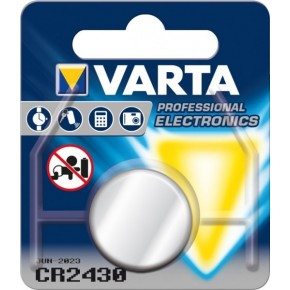 VARTA - Pile button cell Lithium CR2430
