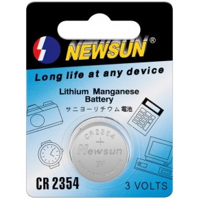 NEWSUN - Pile CR2354 - 3V - Lithium