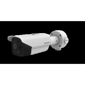 Caméra bullet thermographique de détection de température