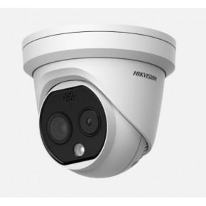 Caméra dome thermographique de détection de température