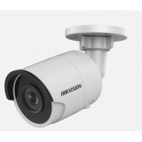 Camera IP Bullet extérieure fixe 8MP WDR 120dB, 3 axes, 3 analyses, emplacement carte micro SD 128Go