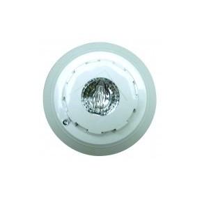 Détecteur de flamme UV adressable intégrant un isolateur de court circuit + socle S100