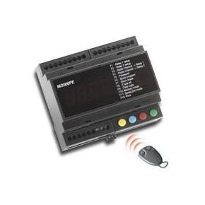 Centrale de gestion 2 accès- 2000 utilisateurs-interface wiegand - récepteur radio integré