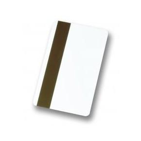 Badges format carte de proximité 125khz format ISO2 avec piste magnétique