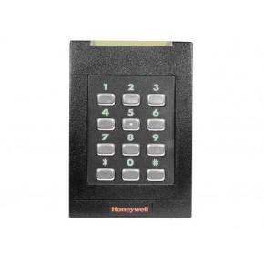 Clavier OmniClass - façade noir - bornier - sortie Wiegand 26 bit - led bicolore - D.8,5 x 12,2 x 2,8cm